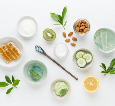 Pflanzliche Dermatologie